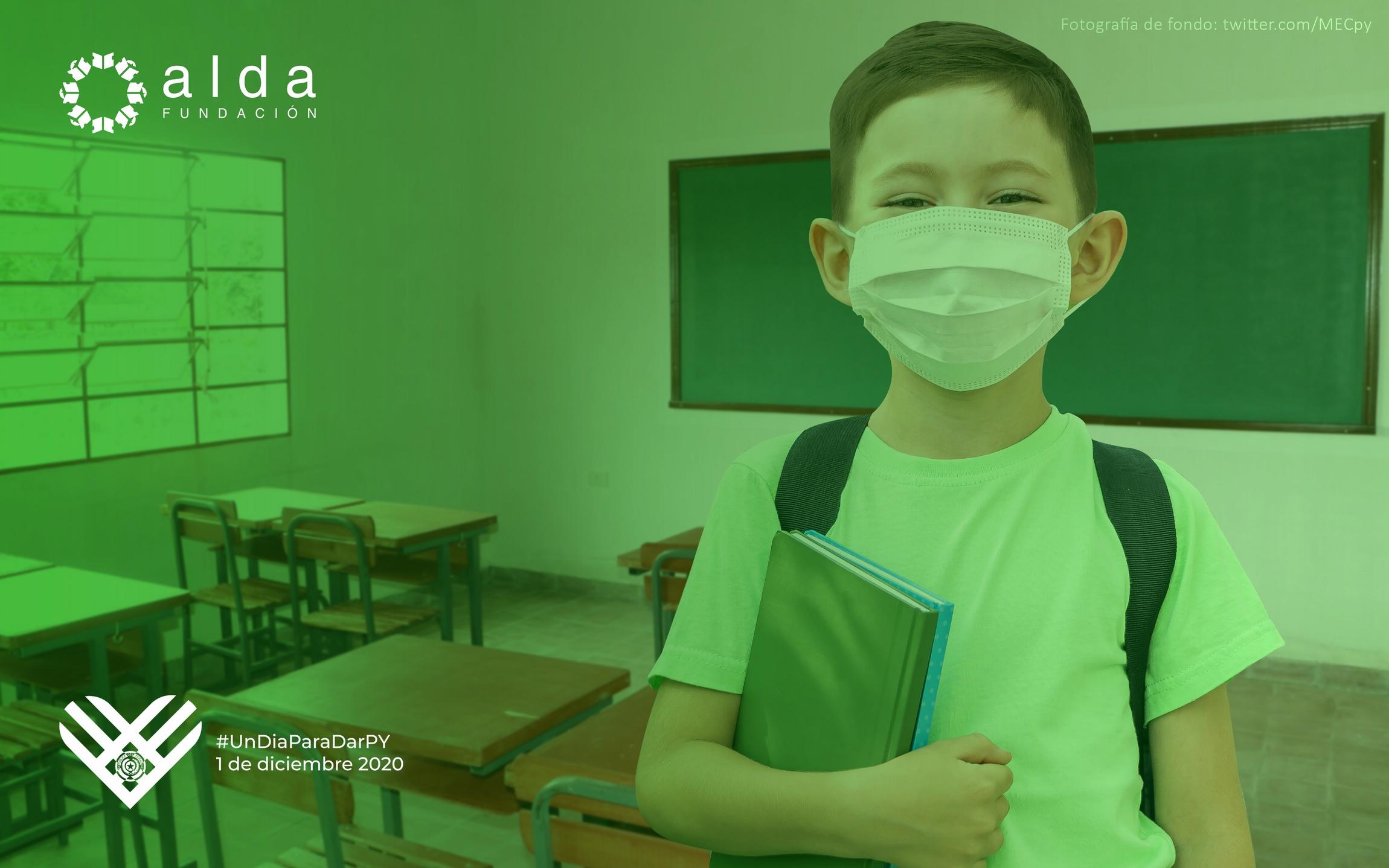 Más salud, mejor educación #RetornoSeguro2021